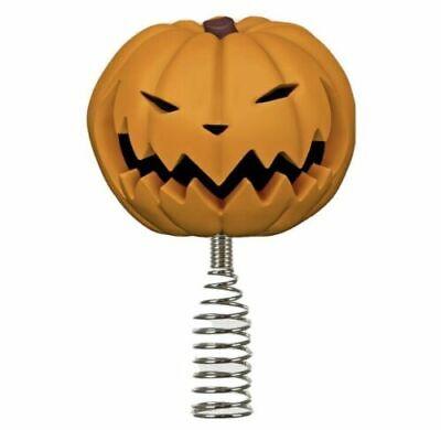2020 Disney Nightmare B4 Christmas Pumpkin King Tree Topper Hallmark Miniature