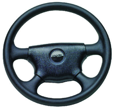 Boat Marine Seachoice 13 1 2  Steering Wheel Sport Wheel Black