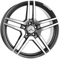 """18"""" 5x112 Mercedes AMG Rims ( 3 Only)"""