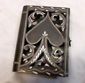 Antique Poker Cards
