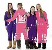 Girls Onesies Pyjamas
