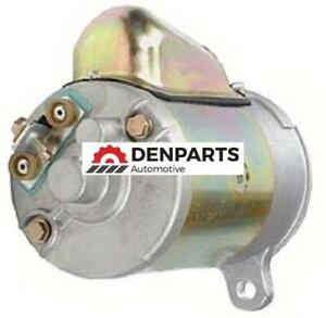 Starter Ford Lincoln Mercury D7OZ-11002-A D8OF-11001-AA