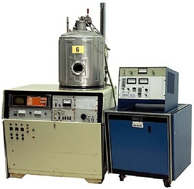Cha Se-600 High Vacuum E-beam Evaporation System