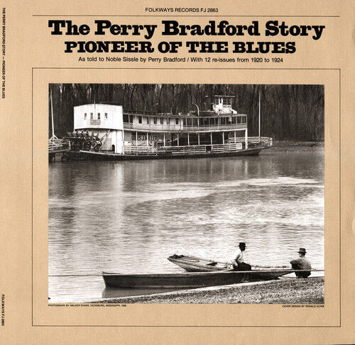 Perry Bradford - Perry Bradford Story: Pioneer of the Blues [New CD]