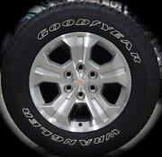 Silverado Tires