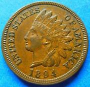 Indian Head Penny Uncirculated