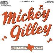 Mickey Gilley CD
