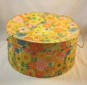 Round Hat Box