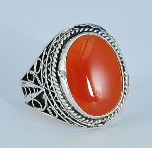 Black Agate Ring Buy
