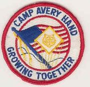 Boy Scout Patch Ohio