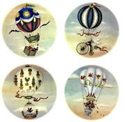 Hot Air Balloon Decal