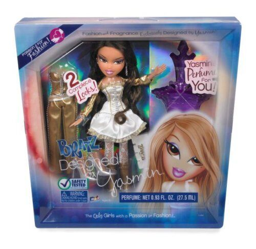 New Bratz Designed by Yasmin