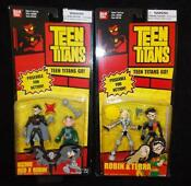 Teen Titans Action Figures Lot