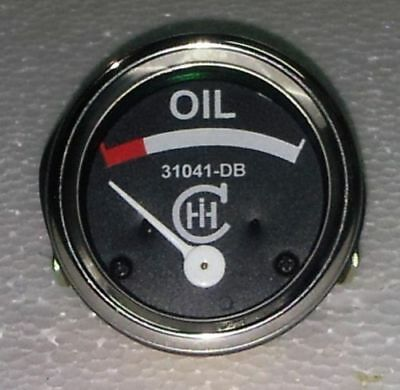 Oil Pressure Gauge Fits Farmall Ih F20 F30 Special Low Pressure