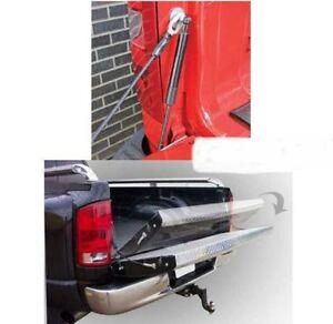 Dodge Ram Heckklappendämpfer Tailgate Assist Kit Dodge Ram 1500 2500 02 - 15 09
