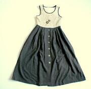 Vintage Folk Dress