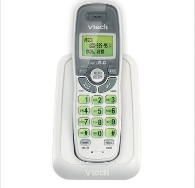 Cordless Phone Vtech Handset Wireless Telephone Landline Caller ID Waiting