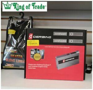 Gerbing 7V/12V USB Multi-Volt Battery Kit - King of Trade