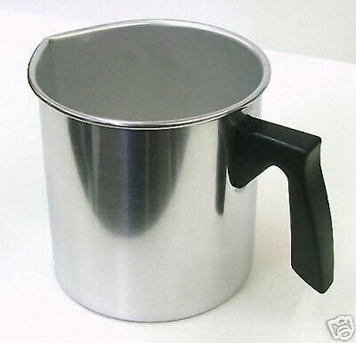 Candle Wax Melting And Pouring Pot Mini 1 1 2 Lb Size