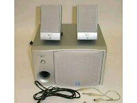 Tyros speakers