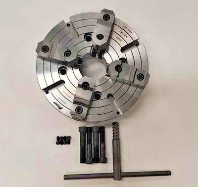 Tmx By Toolmex 3-857-1238p 12 4-jaw Chuck Independent Manual Chuck Tb004