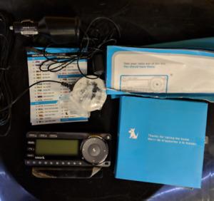 Satellite Radio Sirius Receiver w FM Antenna Model SADV2C~NEW