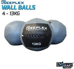 Wall Balls Fitness Exercise medicine Ball for Crossfit 4 -13 kg Malaga Swan Area Preview