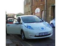 Nissan Leaf - 2013 (battery owned)