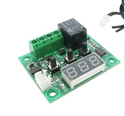 W1209 Blue Red Led Dc 12v Heat Temp Thermostat Temperature Control Switch Board