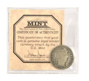 First Commemorative Mint Denver Barber Dime 1892 to 191