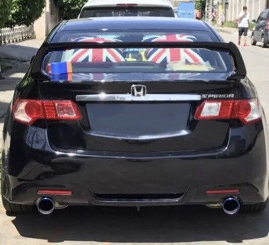 Acura TSX Cu Mugen Style Spoiler Wing Auto Accessories Other - Acura tsx accessories