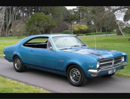 Wanted: WANTED Old Holden for Father/Son project CASH PAID
