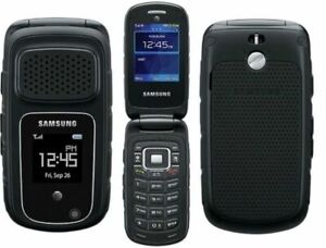2 Samsung Rugby 4, SM-B780W - Black - Factory UnlockedInternal