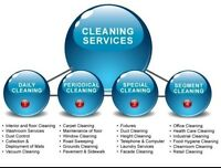 COMMERCIAL | OFFICE | INDUSTRIAL JANITORIAL SERVICES