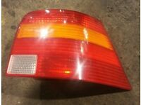 VW Golf Mk4 O/S Rear Light (2002)