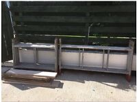 6ft X 4ft galvanised scaffold tower