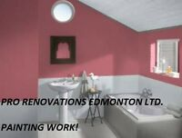 PAINTERS FOR HERE!! PAINTING WORK, CONDO, BUNGALOW ,APARTMENT!!!