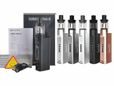 100% Genuine Kangertech Subox Mini-C Starter Kit Vape Battery , SSOCC Coils