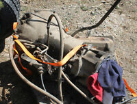 Jeep TJ Auto Tranny 4.0ltr      2 winches for sale AS IS !