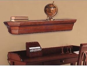 Pearl Mantels Lindon Distressed Cherry