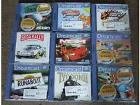 old games consoles in you loft ? - SEGA DREAMCAST console & games wanted