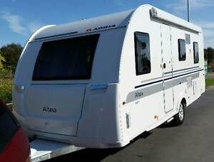 2015 Adria Altea 552PK -  AS NEW Family Van with Bunks Park Holme Marion Area Preview
