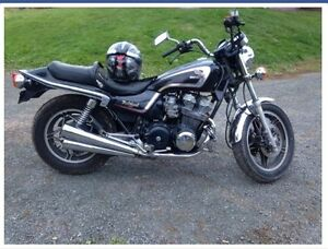1982 honda nighthawk 750 1500 obo or trade