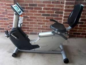 """Insight"" Recumbent Exercise Bike. Watanobbi Wyong Area Preview"