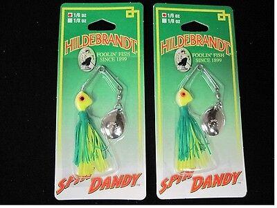 24 Each Hildebrandt Spin Dandy 1//6  NIP Assorted Col