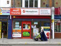 Massive Shop To Let in Hoe Street Walthamstow