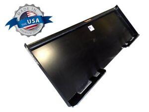 Skid Steer Universal Mounting Plate