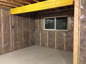 Basement renovations & remodeling