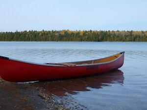 Prospector or Similar Canoe Wanted