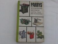 Parrys Woodworking Machinery Electric Tools and Accessories